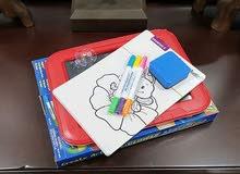 لوحة الرسم الضوئي للأطفال (تخفيض 50%) 2 بسعر واحدة