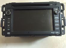 شاشة جمس يوكن تاهو GMC screen display
