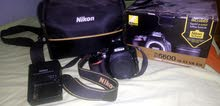Camera nikon 5600 كسر زيرو