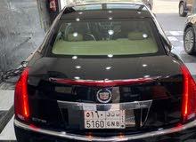 للبيع كادلك CTS وارد الجميح نظيف موديل 2012