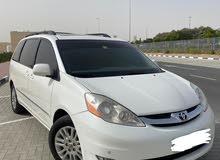 Toyota sienna FULL OPTION (LIMITED) 2010--تويوتا سيينا كامله المواصفات (ليميتد) 2010