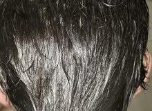 شعر رجالي طبيعي
