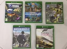 cd's for xbox one and above