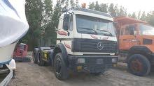 شاحنة مرسيدس 2638 4x6