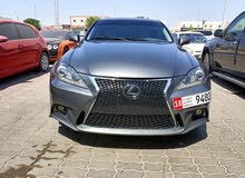 LEXUS IS250 USA REMARKABLE CONDITION