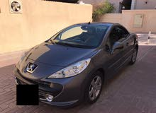 Peugeot 207cc 2009 Top of the range