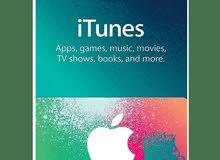 كروت iTunes
