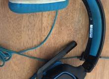 للبيع سماعات  Logitech G430 7.1 surround sound مستعمله للتواصل واتس(بيعة سريعة)