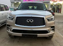 Automatic Infiniti 2018 for sale - New - Al Masn'a city
