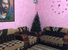بيت لبيع بلجنينه الاندلس خلف شارع المجمع اللبناني لااسنان مساحته (156) طابقين