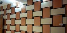 تركيب جبس امبورد بجميع التشكيلات وطلاء تري دي للجدران