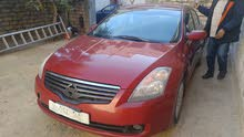 Nissan Altima 2009 For sale - Maroon color