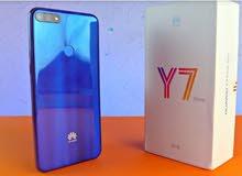 Y7 Prime مستعمل 2 شهرين