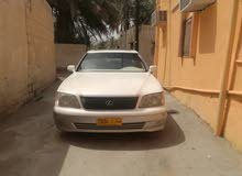 Used condition Lexus LS 1998 with +200,000 km mileage