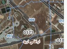 ارض للبيع جنوب حدائق الملك عبدالله حوض عويسيه الشرقية