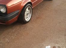 1989 Used Golf with Manual transmission is available for sale