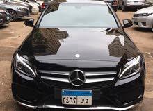 سياره مرسيدس c180 موديل 2019 للإيجار بسائق او بدون