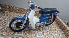 دراج 90cc نضيف و بحالة ممتازة