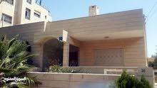 للايجار منزل مستقل   سوبر ديلوكس  في منطقة تلاع العلي 5 نوم مساحة 280 م² -  ط اول