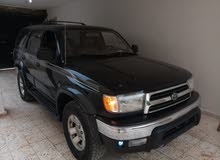 Automatic Black Toyota 2000 for sale