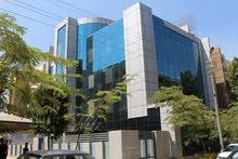 مبني اداري كامل 1200 متر للبيع بشيراتون