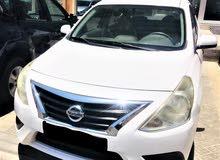 Nissan sunny 2015 model