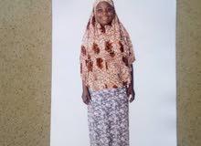 *للتنازل - نقل كفالة*  عاملة منزل نيجريه جيدة في كافة الأعمال المنزلية وتجيد الط