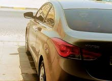 Hyundai Elantra 2013 For sale - Brown color