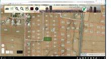970 متر قطعة ارض داخل التنظيم مفروزه بقوشان مستقل بلدة الحرش