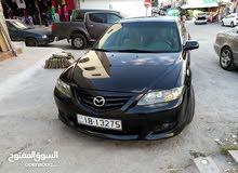 Automatic Black Mazda 2005 for sale