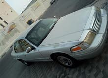 Automatic Grey Ford 2001 for sale