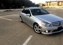 Mercedes Benz C 300 2010 For sale - Silver color