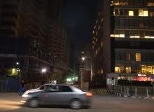 شقة سوبر لوكس للبيع او البدل بسياره موديل حديث بكورنيش المعادى