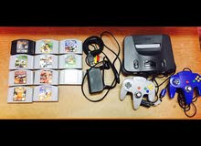 Used Nintendo Wii for sale with high specs and add ons
