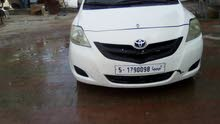 Automatic White Toyota 2007 for sale