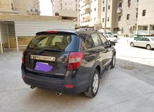 Chevrolet Captiva 2009 For sale - Black color