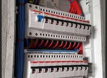 فني كهرباء صيانة كهرباء منازل