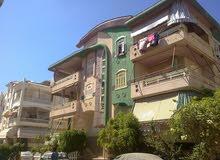 شقة بحري مميزة بقرية راس البر زمان