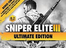 SNIPER ELITElll CAll of  DUTY GHO STS