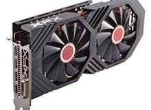XFX Video Card AMD RX 580 8GB DDR5