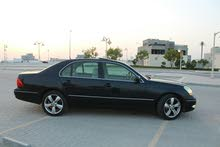 Used Lexus 2001