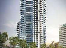 تملك شقة في برج بشاطئ خاص
