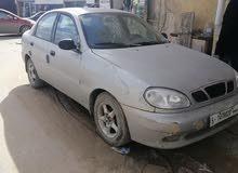Gasoline Fuel/Power   Daewoo Lanos 1999