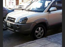 Beige Hyundai Tucson 2006 for sale