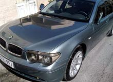 Automatic BMW 745 for sale