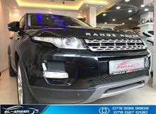 Land Rover Range Rover Evoque car is available for sale, the car is in Used condition