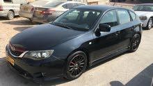 Subaru Impreza 2008 For sale - Black color