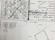 للبيع ارض سكنيه في صحار في مجيس