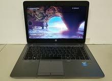 HP ELITEBOOK 840 G2 CORE I5 جيل خامس رمات 8 جيجا هارد 500 ( خصم خاص للكميات )