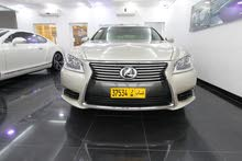 Gasoline Fuel/Power   Lexus LS 2014